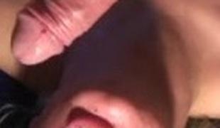 German Blonde Streetwalker Facefucked Deepthroat