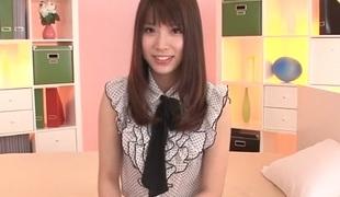 Exotic Japanese model Hinata Tachibana in Lustful JAV uncensored Lingerie episode