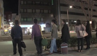 Astonishing Japanese model in Horny Public, Teens JAV clip