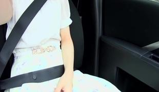 WAKANA Japanese cute layman creampie Reproduce