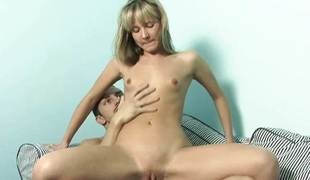 Youthful Libertines - The best cock she ever had