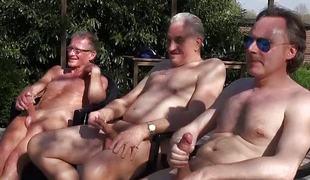 Octo pussy fucking bunch bang
