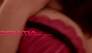 Incredible Japanese whore Tia Bejean in Fabulous JAV censored Swallow, College movie