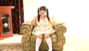 Hottest Japanese angel Cocoa Aisu in Fabulous college JAV movie