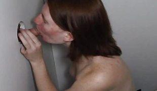 Teen Acne Peppery Head Slut Engulfing Self-regard Space Dong