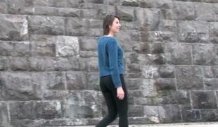 Meggie Marika in Interview Video - ATKHairy