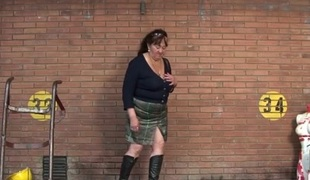 Amazing pornstar in hottest lingerie, brunette hair xxx clip