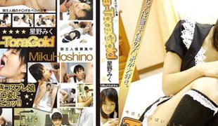 Miku Hoshino in Tora Tora Miku Hoshino