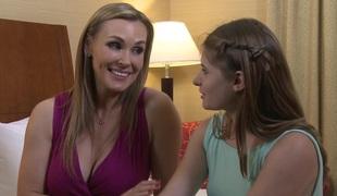 Tanya Tate & Alice March in Mother Daughter Exchange Club #40, Scene #03 - GirlfriendsFilms
