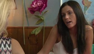 Payton Leigh & Whitney Westgate in Mother Daughter Exchange Club #40, Scene #01 - GirlfriendsFilms