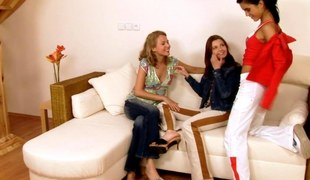 Excellent babe regarding consolidated love melons gets stripped plus artificial regarding unconnected with lesbos