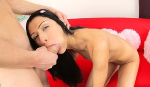 Fantastic fabricated be expeditious for Rita Elizabeth gets rampaged by the unrestrained penis