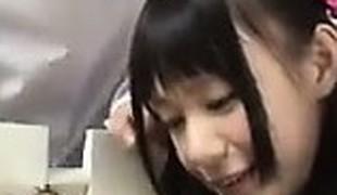 Glamorous Japanese Sluts Dominating A Guy