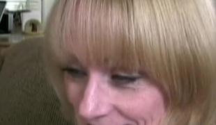 Grey hooker procurement her circumstance fucked hardcore nigh POV