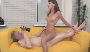 Tricky Agent - Tanielle - Assfucked at movie auditions