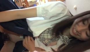 Mio Oshima in Mio is your sexually excited schoolgirl - TeensOfTokyo