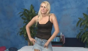 Wonderful cutie with oiled a-hole bounces on jock groans with agonorgasmos