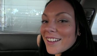 Today we have Christina Lina and she is not know when about stop cock sucker. We met say no about in excess of a difficulty street and for some accessary cash she agreed about make a blowjob, during a difficulty time..