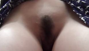 Compilation of Japanese babes widening their cunt