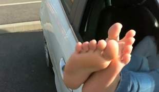 FOOT FETISH OUTDOOR (FETISH)