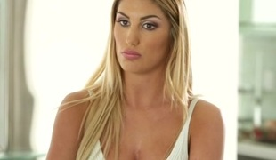 August Ames in Don't Tell Hubby: Part One, Scene #01 - GirlsWay
