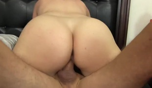 Breasty 18 Year Old Audition For Porn!