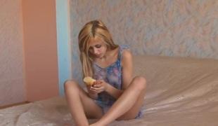Hot blond ukrainian 13