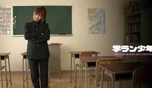 Rina Rukawa in 20 Cosplays part 4.2